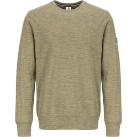 super.natural Waterton Crewneck Sweatshirt Herren bamboo 3D